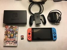 Nintendo Switch Console - With Games