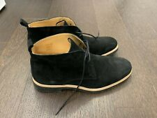 Garment Project Black Suede boots