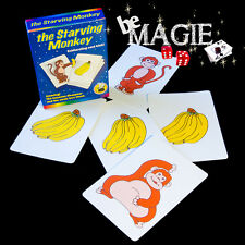 Singe gourmand - The Starving Monkey - Tour de magie