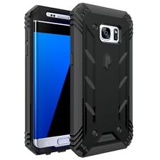 Galaxy S7 Edge Case Poetic Revolution Series Premium Rugged Shock Absorption