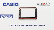 VINTAGE GLASS CASIO SW-100 NOS