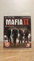 Mafia 2 (Sony Playstation 3, PS3, 2010)