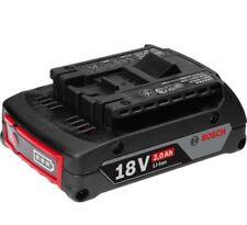 Bosch Akku Li-ion GBA 18 V 2,0 Ah 2607336905 für GSR/GSB/GBH