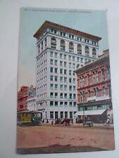 Old Postcard Union Savings Bank Building, Oakland, California USA       §D245