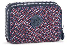 Kipling Bags:  Kipling ABRA Purse / Wallet in MINI GEO PRINT - BNWOT