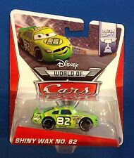 CARS - SHINY WAX - Mattel Disney Pixar