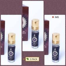 3 Perfume Aceite árabe ateeq (6 ml) de Khalis Perfumes Woody, Intense, picante, Oud