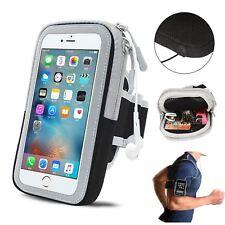 Handy Schutzhülle Für - Motorola Moto Z2 Play -  Sport ArmTasche - Armband