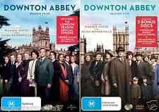 Downton Abbey Season  4 & 5 : NEW DVD