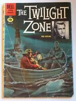 The Twilight Zone #1173 Vintage 1961 Comic Book Rod Serling Sci-Fi 6216