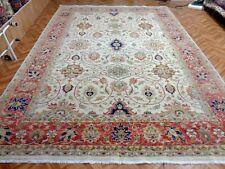 Orientteppich Teppich mit Seideglanz 350x250 Wunderschön  Luxus Pur Neuwertig