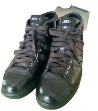 scarpe donna MBT 39 sneakers Nero In Pelle