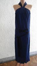 Luxus Designer Kleid Abendkleid Abi Ungaro fuchsia Italy Gr. 36