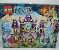 LEGO Elves Skyra's Mysterious Sky Castle (41078) OPEN BOX