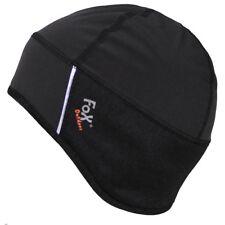 Mütze Softshell schwarz Wasser- winddicht Größe L/xl
