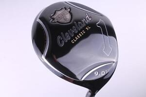 MENS CLEVELAND CLASSIC XL 1 WOOD DRIVER ANY FLEX GRAPHITE SHAFT 9* CLEARANCE
