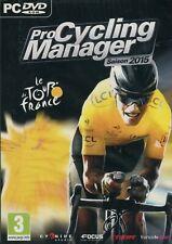 Pro Cycling Manager : Le Tour de France Saison 2015 (PC DVD-rom)