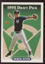 1993 Topps #98 Derek Jeter Yankees RC Rookie