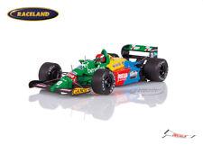 Benetton B188 Cosworth V8 F1 GP Brasilien 1989 Johnny Herbert, Spark 1:43, S5203