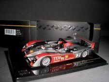 AUDI r10 Le Mans 2007 #3 rockenfeller dans 1:43 de IXO