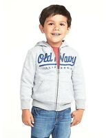 Clearance Sale Adorable Fleece Hoodie Old Navy Logo for Toddler Boys!
