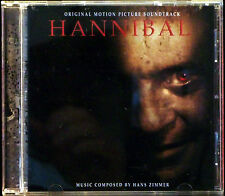Hannibal [Soundtrack] by Hans Zimmer (CD, Feb-2001, Classics & Jazz)