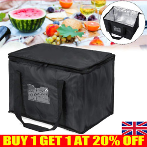 Delivery Insulated Bags Food Pizza Takeaway Thermal Warm/Cold Bag Ruck 3 Sizes