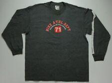 Rare Vtg Nike Athletic Dept. Footwear Apparel Team Gear Ls T Shirt 90s 2000s Xl