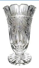 Waterford Crystal Waterford Society Penrose Vase Gorgeous WS 1995 Waterford