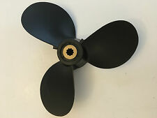 BRAND NEW PROPELLER 7 1/2 X 8 - BA  4-5-6 HP OUTBOARD COMPOSITE FOR YAMAHA ETC..