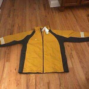 Adidas snowboard jacket Medium Legacy gold/mineral *Brand New*