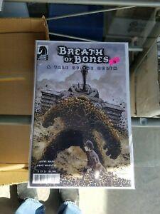 Breath of Bones- A Tale of the Golem #2 -  Dark Horse comic books