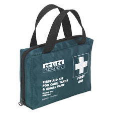Sealey First Aid Kit Medium for Cars, Taxis & Small Vans-BS 8599-2 -SFA02