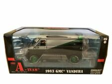 |1134731| Greenlight Green84072 GMC VANDURA 1983 A-team 1 24