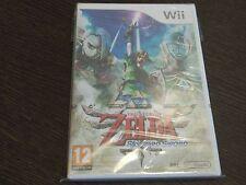 Zelda Skyward Sword Version Normal Nuevo y Precintado - Pal España Nintendo Wii