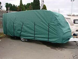BREATHABLE CARAVAN COVER FOR up to14ft CARAVAN MP9531 C8 B10