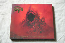 """DEATH-"""" THE SOUND OF PERSEVERANCE"""" 2 x CD 2011 SLIPCASE US-IMPORT"""