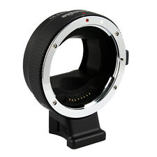 AF Auto Focus Adapter for Canon EOS EF EF-S Lens to Sony NEX E Mount Cameras