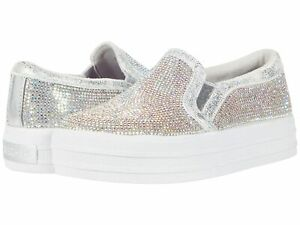 Girl's Shoes SKECHERS KIDS Double Up - Glam On 310050L (Little Kid/Big Kid)