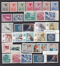 YUGOSLAVIA ( + Trieste) ^^^^^^MNH  and  MH  collection  $$@ lar 1930yugo