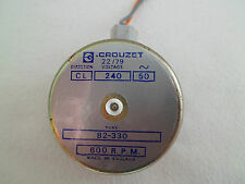 Replacement Motor Transcriptor Michell Hydraulic Reference Turntable Crouzet