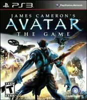 BRAND NEW SEALED James Cameron's Avatar The Game Sony Playstation 3 PS3 READ