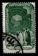 Kaiserpinguine. Antarktisforschung.1W. Gest. Austral.Gebiete i.d. Antarktis 1959