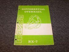 s l225 mazda rx7 shop manual ebay 1980 mazda rx7 wiring diagram at creativeand.co