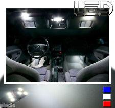 PACK LED BMW E36 11 Bombillas Blanco Luz techo maletero caja de cambios 316 318