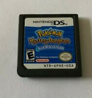 Pokemon Mystery Dungeon: Blue Rescue Team (Nintendo DS, 2006) CARTRIDGE ONLY