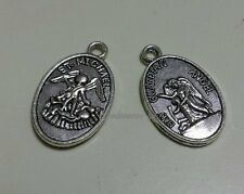 Saint Michael Medallion Token Amulet