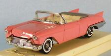 SOLIDO 1957 Cadillac Eldorado Biarritz (Pink) 1/43 Scale Diecast Model BARGAIN!