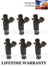 OEM Bosch 6x  Fuel Injectors for Nissan 350z Maxima Pathfinder G35 QX4 3.0L 3.5L