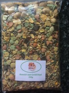 Hamster & Gerbil Food with Pro-Biotic Crumble